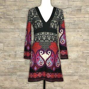 Coco & tashi multicolour dress